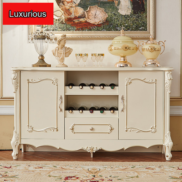 Multi-purpose  Wine cabinet storage cupboard 2 doors Buffet