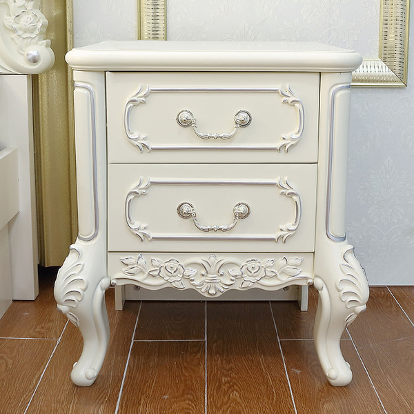 Europe Luxury bedside table D-Model