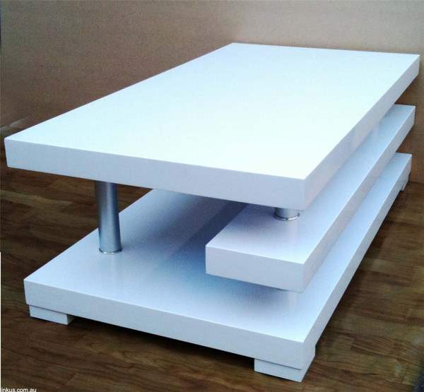 Sturdy living room table
