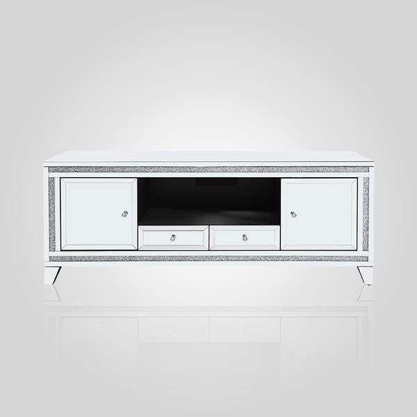 Super morden Artiss Mirrored TV unit