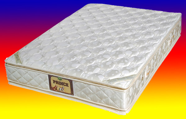Pillow top medium firm mattress