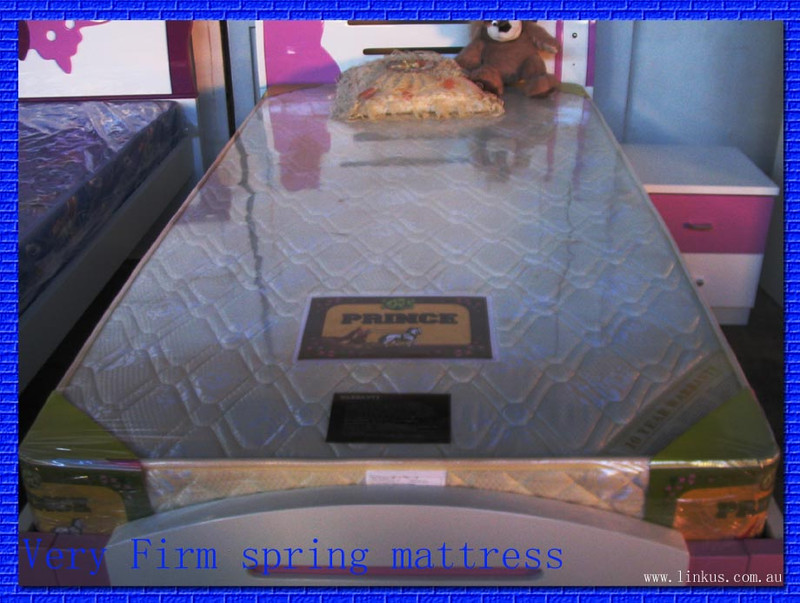 King single Prince firm mattress