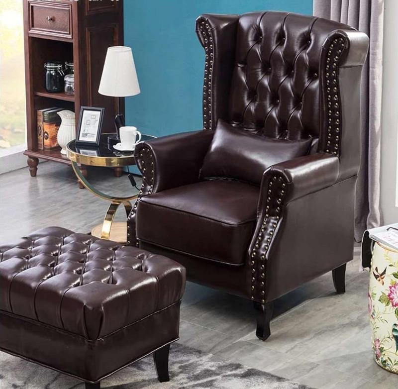 PU tiger chair