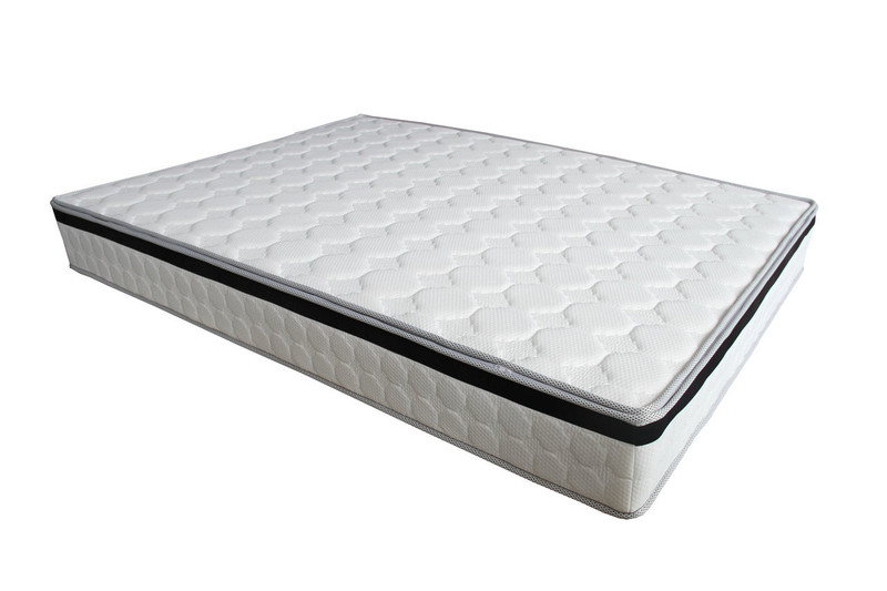 TOP firm Queen size mattress(23cm) with coconut coir and latex top