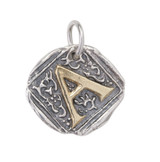 Waxing Poetic Century Insignia Charm -  E