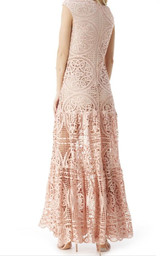 Sky Clothing Makena Maxi Dress - Blush