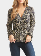 Tart Collections - Babette Top - Cheetah