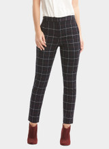 Tart Collections - Rian Pant - Navy Windowpane