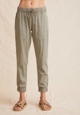 Bella Dahl Pocket Jogger - Soft Army