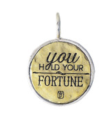 Waxing Poetic Hand of Fortune Pendant