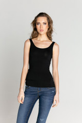 s'edge Milan Tank - Black