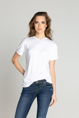 s'edge London Tee - White