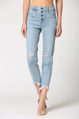 Hidden Jeans Harley Slim Fit Mom Jean