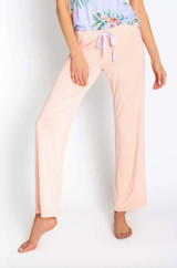PJ Salvage Dream In Color Pant - Light Peach