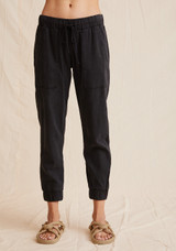 Pocket Jogger in Washed Black