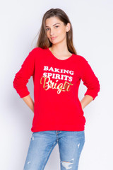 Baking Spirits Bright Top