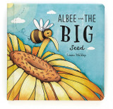 Albee And The Big Seed Hardback Book