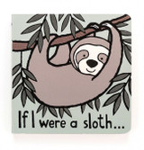 If I Were A Sloth Book