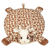 Patches Giraffe Belly Blanket