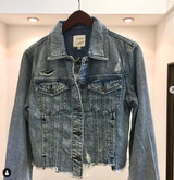 The PERFECT WEIGHT denim jacket!