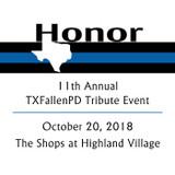 11th Annual TXFallenPD Tribute Event