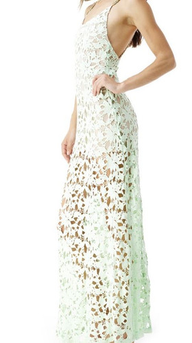 Sky Clothing Walther Maxi Dress - Mint