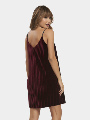 Tart Collections Oda Dress - Deep Red