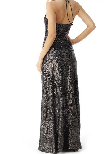 Sky Clothing Lilias Maxi Dress - Black
