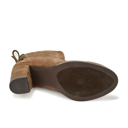 Vintage Havana Zanette Boot in Taupe