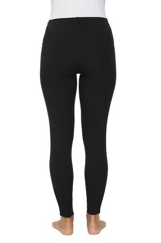 Lysse Cotton X Legging in Black