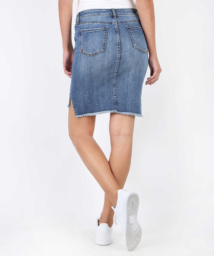 Kut from the Kloth Connie Hi-Low Skirt