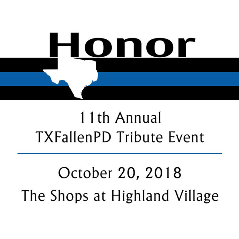 11th Annual TXFallenPD Tribute Event