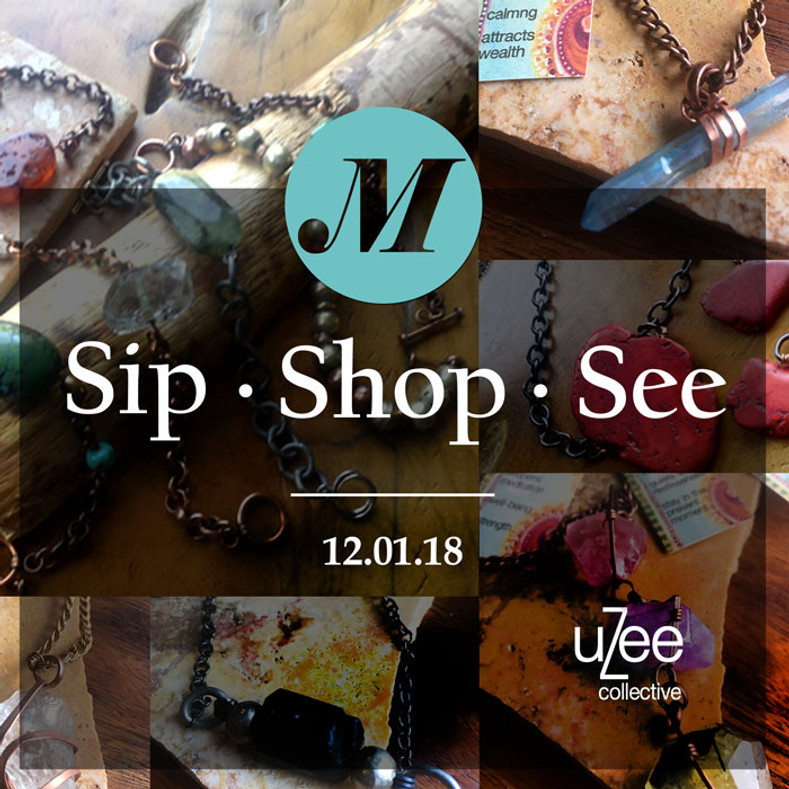 Open House - Sip Shop See