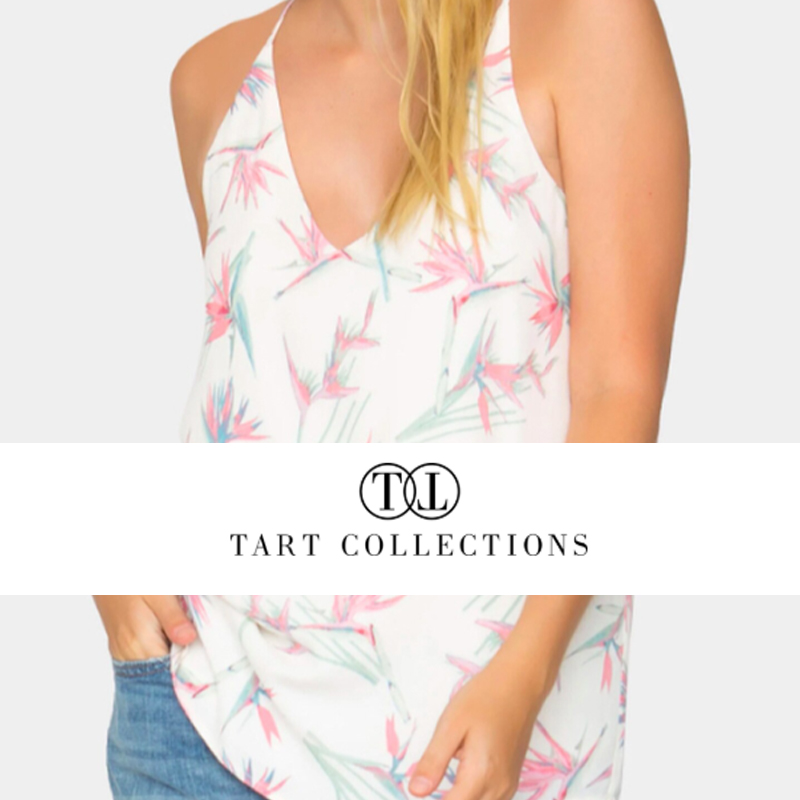 Tart Collections, Tart Clothing