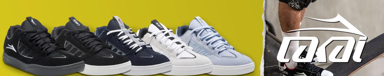 Shop Lakai Skateboard Shoes