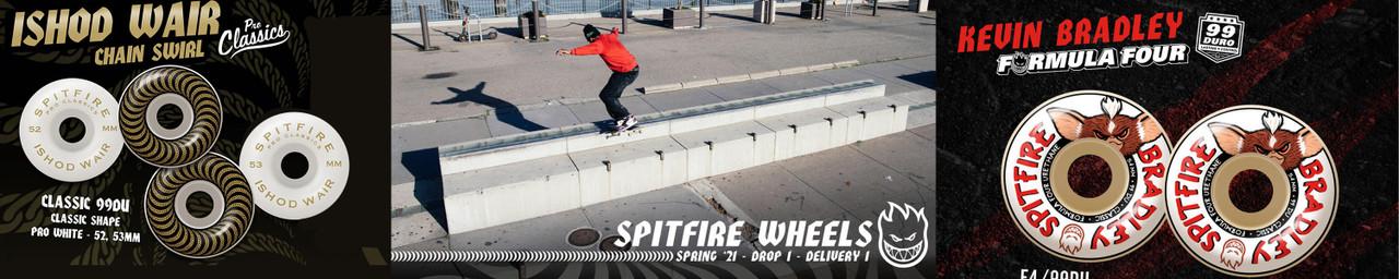 Shop Spitfire Wheels