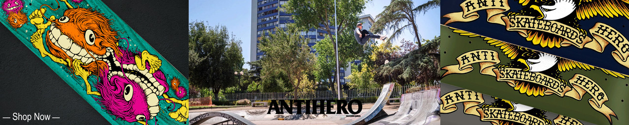 Shop Anti Hero Skateboards
