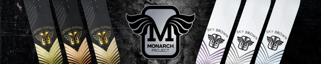 Shop Brand New Monarch Project Skateboards