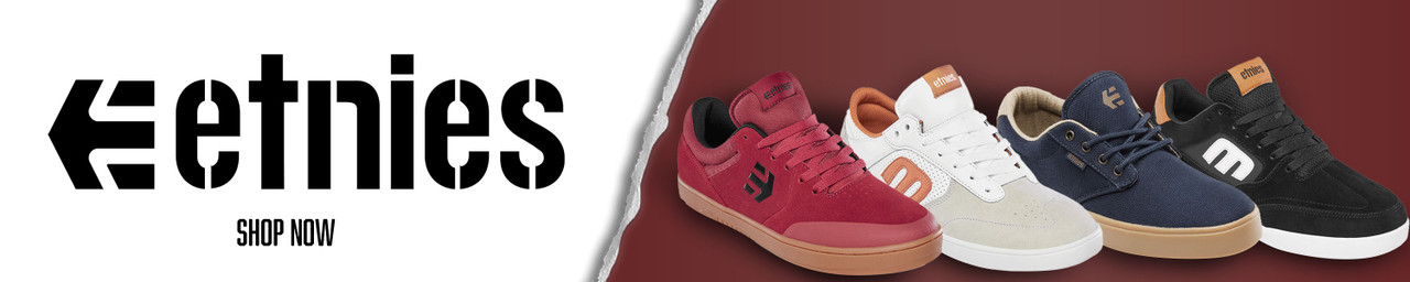 Shop New Etnies Skateboard Shoes