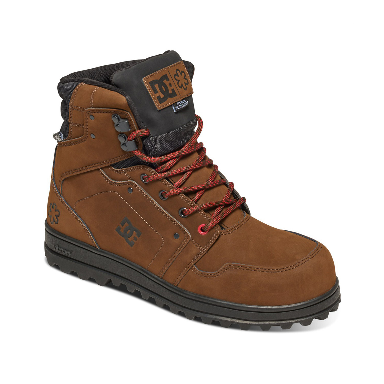 DC Shoes SPT MOUNTAIN WORK BOOTS BROWN