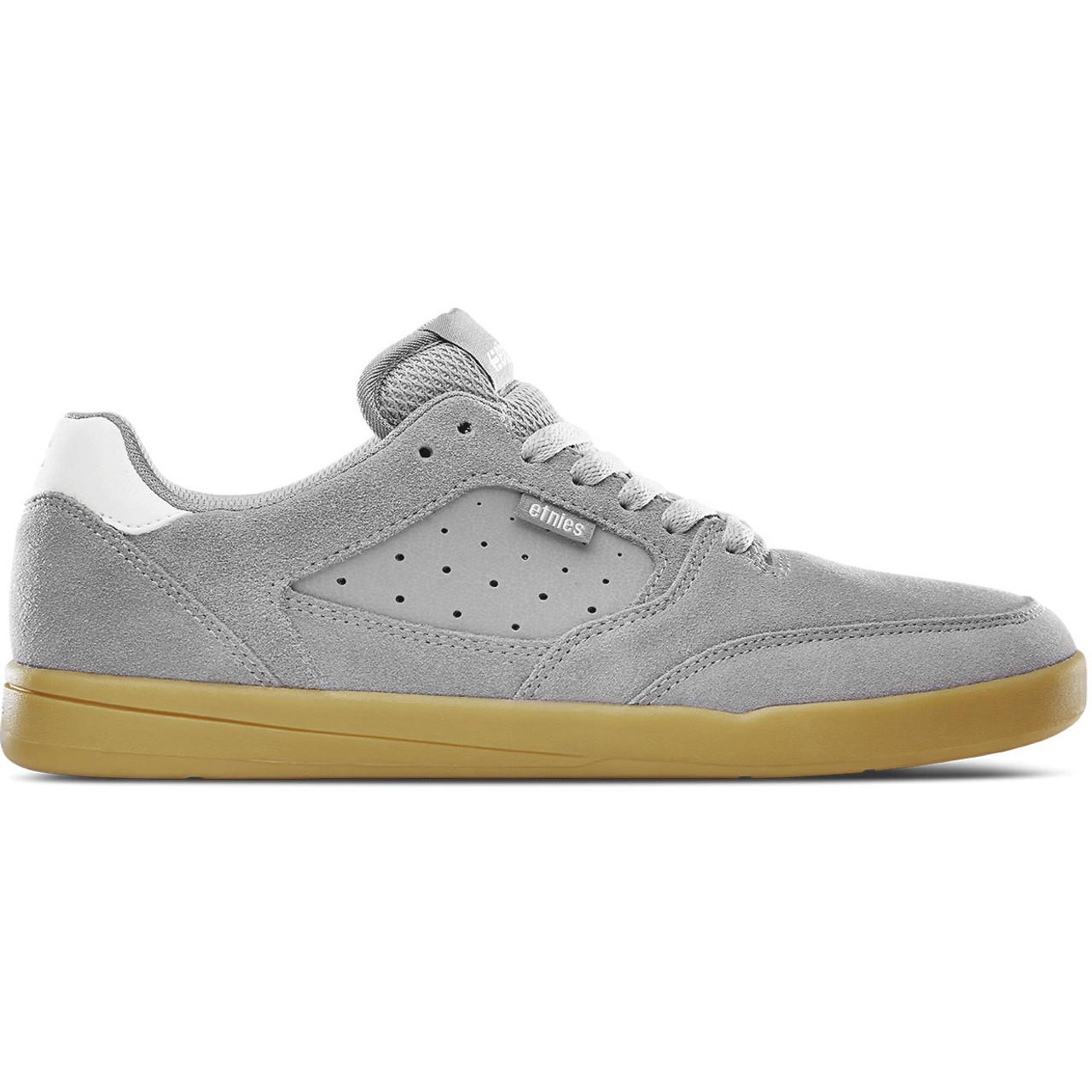 Etnies Shoes Veer Grey/Gum