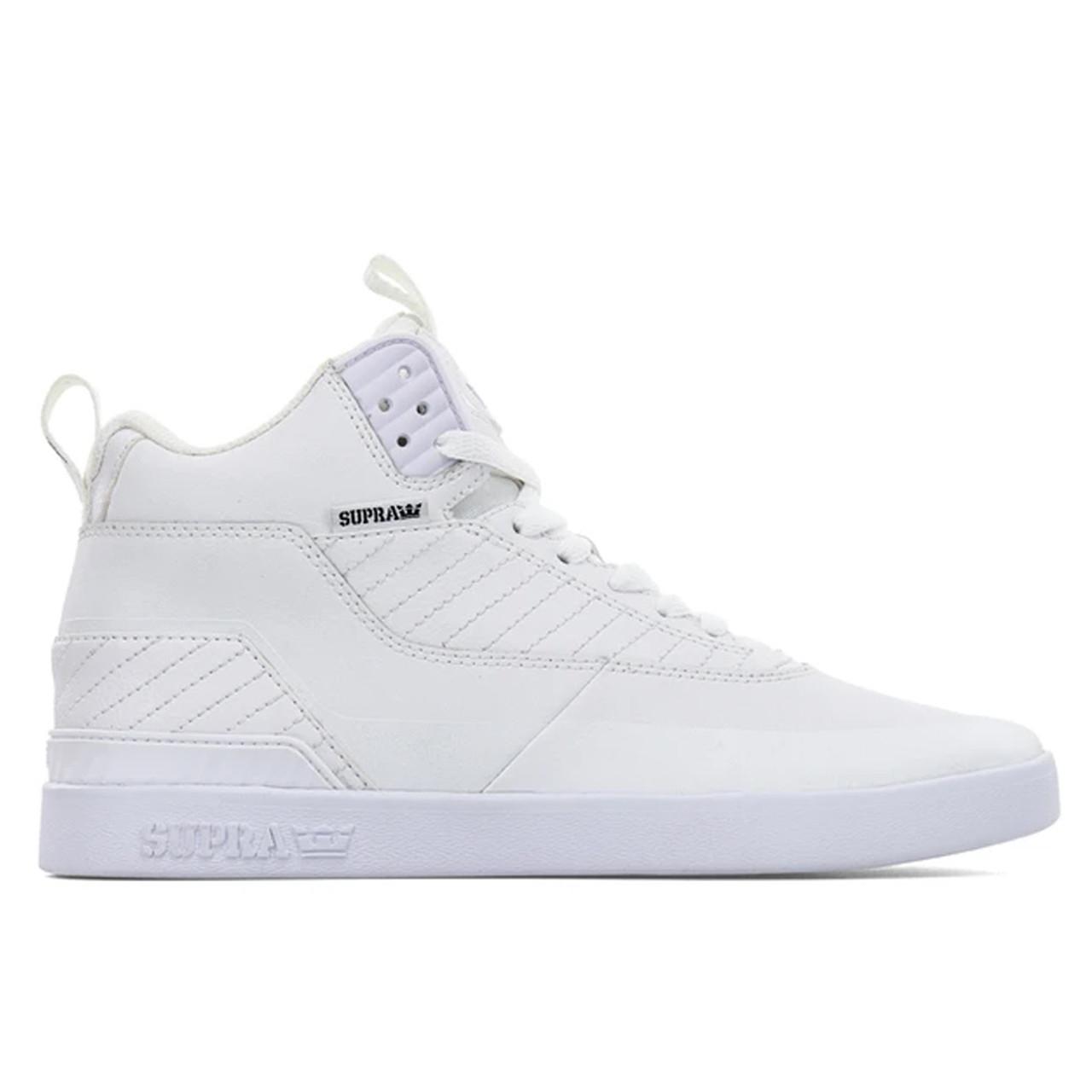 Supra Shoes Penny Pro White-White - TGM