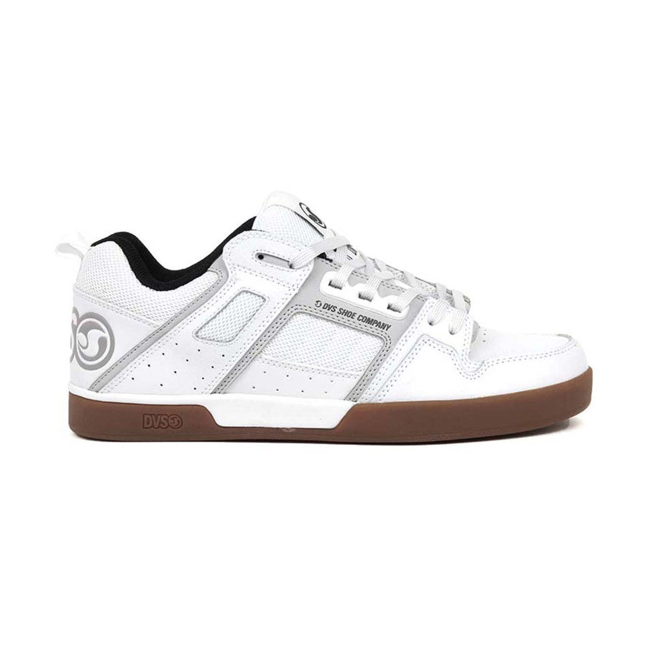 DVS Shoes Comanche 2.0 White/Grey/Gum