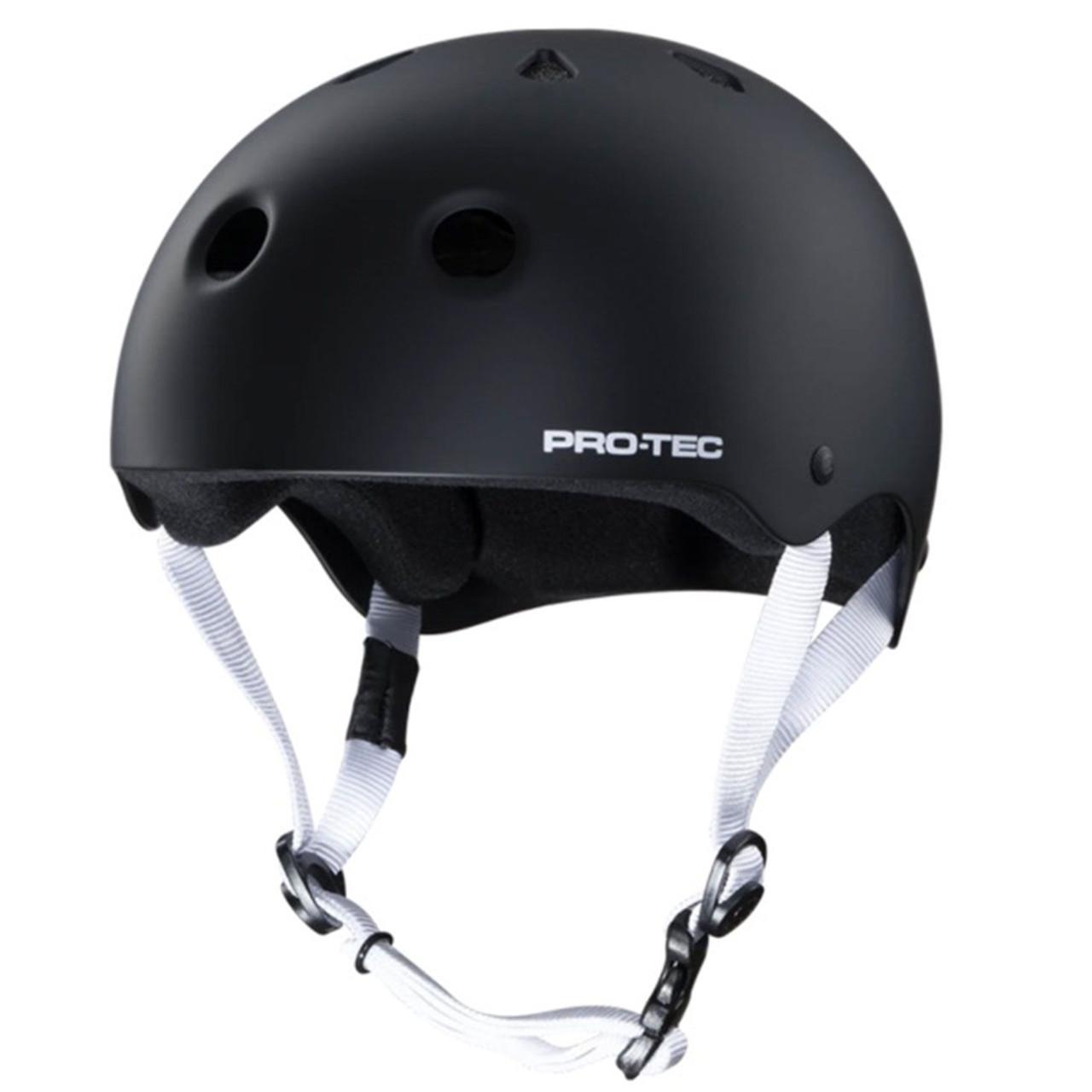 Pro Tec Skateboard Helmet Classic Certified Volcom Luminator