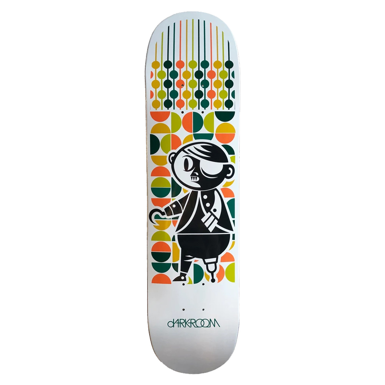 Darkroom Skateboards Deck The Hook 7.75 x 31.5