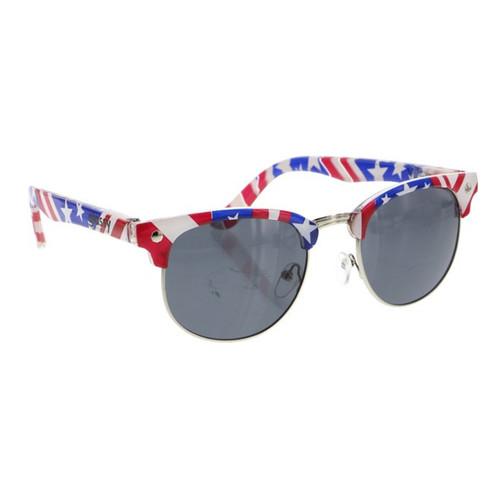 Glassy Sunhater Sunglasses MORRISON FLAG