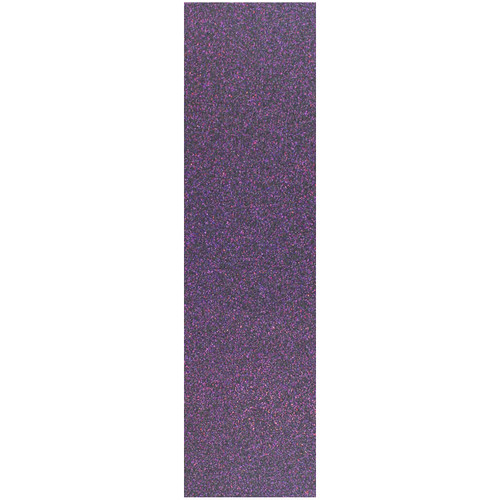"Black Diamond Griptape Purple Glitter 10"" x 48"""