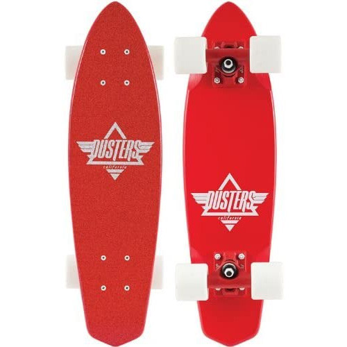 """Dusters Ace Cruiser Complete 24"""" Red"""