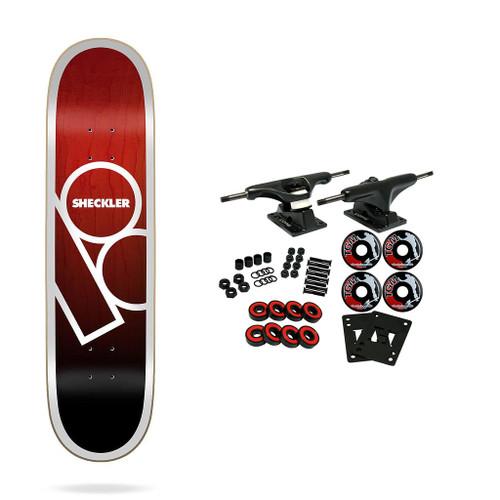"""Plan B Skateboard Complete Ryan Sheckler Haight St 8.125/"""" x 31.75/"""""""
