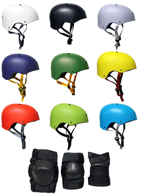 Krown Helmet/Pad Combo - Choose your size and color!